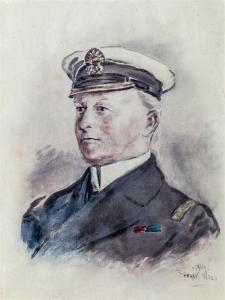 Captain Frederick William Vibert